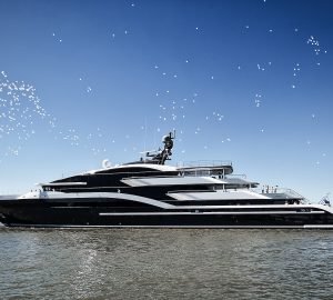 MYS 2018: Oceanco DAR wins both Best Exterior Design & Finest New Superyacht Award