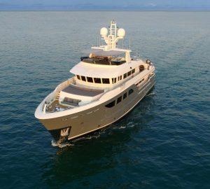 Cantiere Delle Marche superyacht Darwin 112 sold