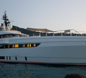 Wider 165 superyacht Cecilia completes sea trials ahead of Monaco Yacht Show 2018 debut
