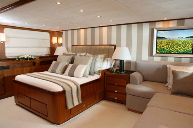 Sailing Yacht Gitana Offering Last Minute Charter Special