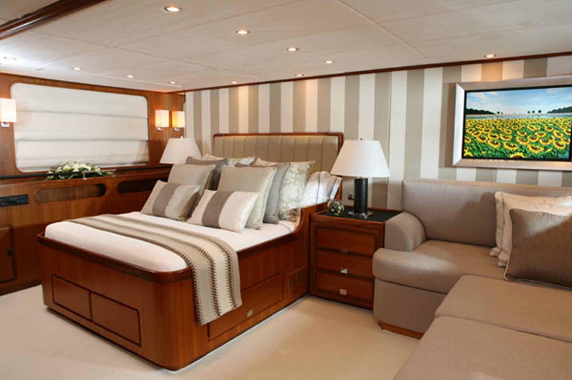 Fabulous accommodation with luxury amenities