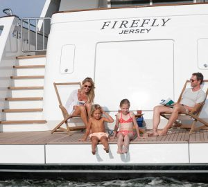 FIREFLY available with 20% discount for West Med charters