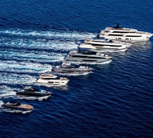Ferretti Group claims six trophies at the World Yachts Trophies 2018