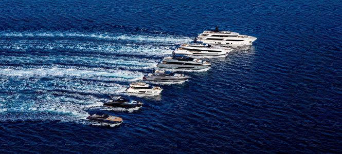 Ferretti Group Fleet