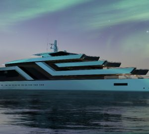 Breathtaking 100-metre superyacht concept from Isaac Burrough