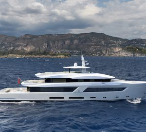 Lürssen signs new 54-metre superyacht project MOON SAND contract at Monaco Yacht Show 2018