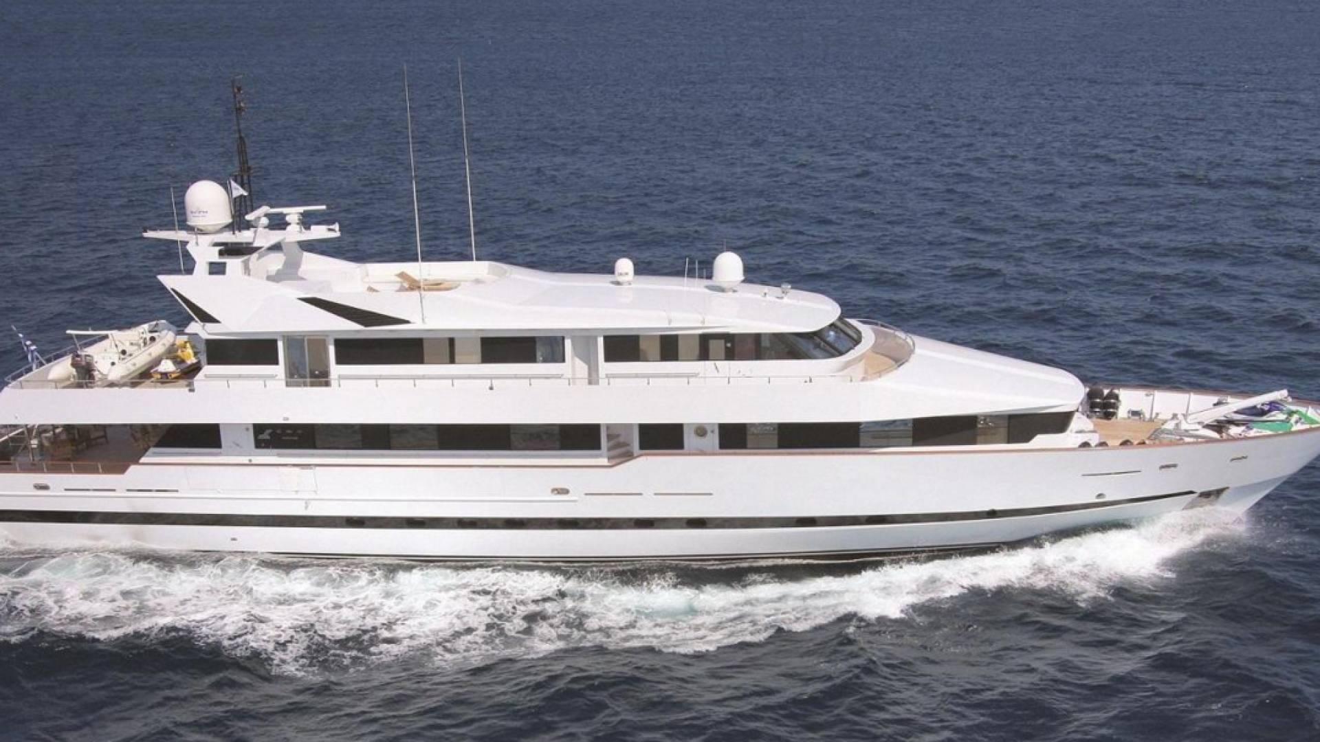 Luxury motor yacht BELLA STELLA