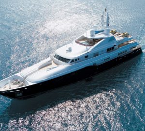 Celebrate Thanksgiving with family aboard 50m luxury yacht ODESSA in the Caribbean
