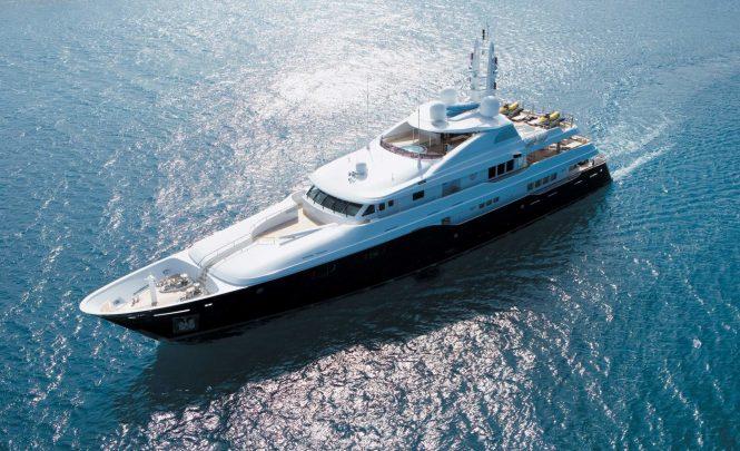 Luxury motor yacht ODESSA
