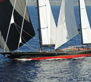 Spectacular 55m Sailing Yacht MARIE ready for Caribbean Charters