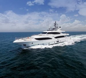 Gulf Craft delivers brand-new Majesty 125 charter superyacht ALTAVITA