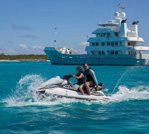 Fantastic Central America charter special offered by 43m MARCATO superyacht