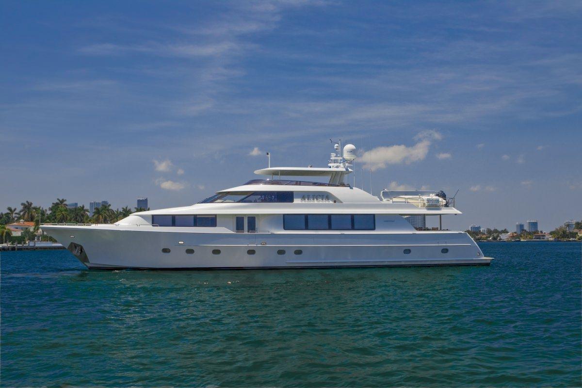 Motor yacht ALICIA