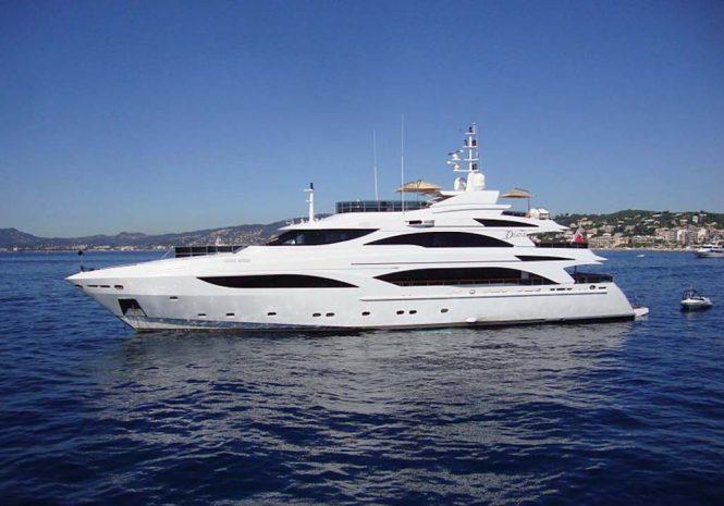 Motor yacht DIANE