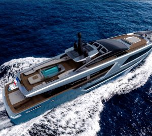 CCN to construct new 40m Fuoriserie motor yacht called PANAM