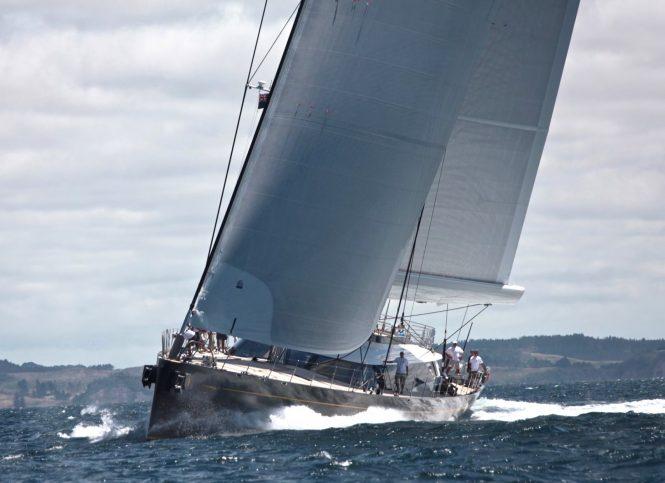 OHANA sailing