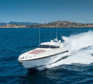MINU LUISA is offering 20% discount for remaining Balearics charter holidays