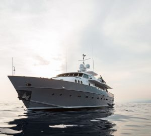 30m PAOLUCCI offering 25% off in Italy and France yacht charter