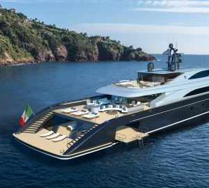 Motor yacht Argonaut: Perini Navi's 92-metre flagship concept