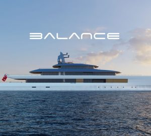 102m superyacht concept Balance by Oceanco, Lateral Naval Architects & Sinot Design