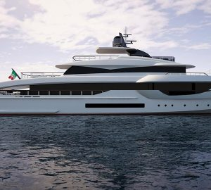 Rossinavi 49m superyacht Project Blue Runner to launch in 2020