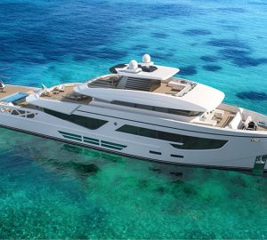 Rosetti Superyachts 52m Explorer vessel with deluxe amenities