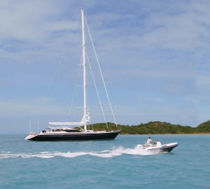 33m Sailing Yacht Seaquell available in the Caribbean this winter