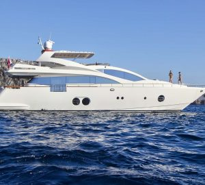 20% off Balearics charters with motor yacht SICILIA IV