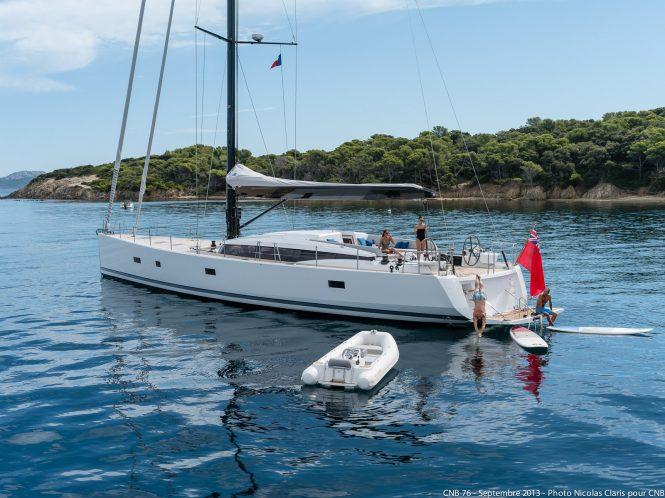 Sailing yacht NEYINA