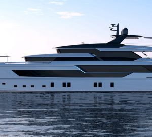 First Sanlorenzo 44 Alloy yacht revealed with in-build footage