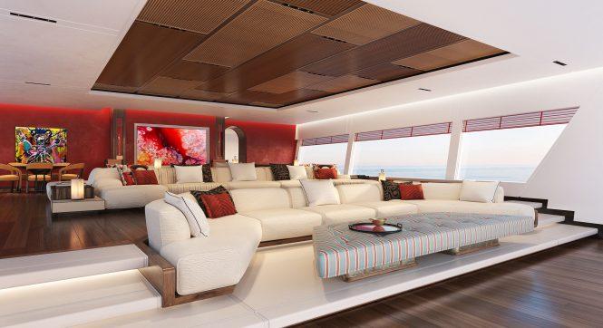 Stern Lounge
