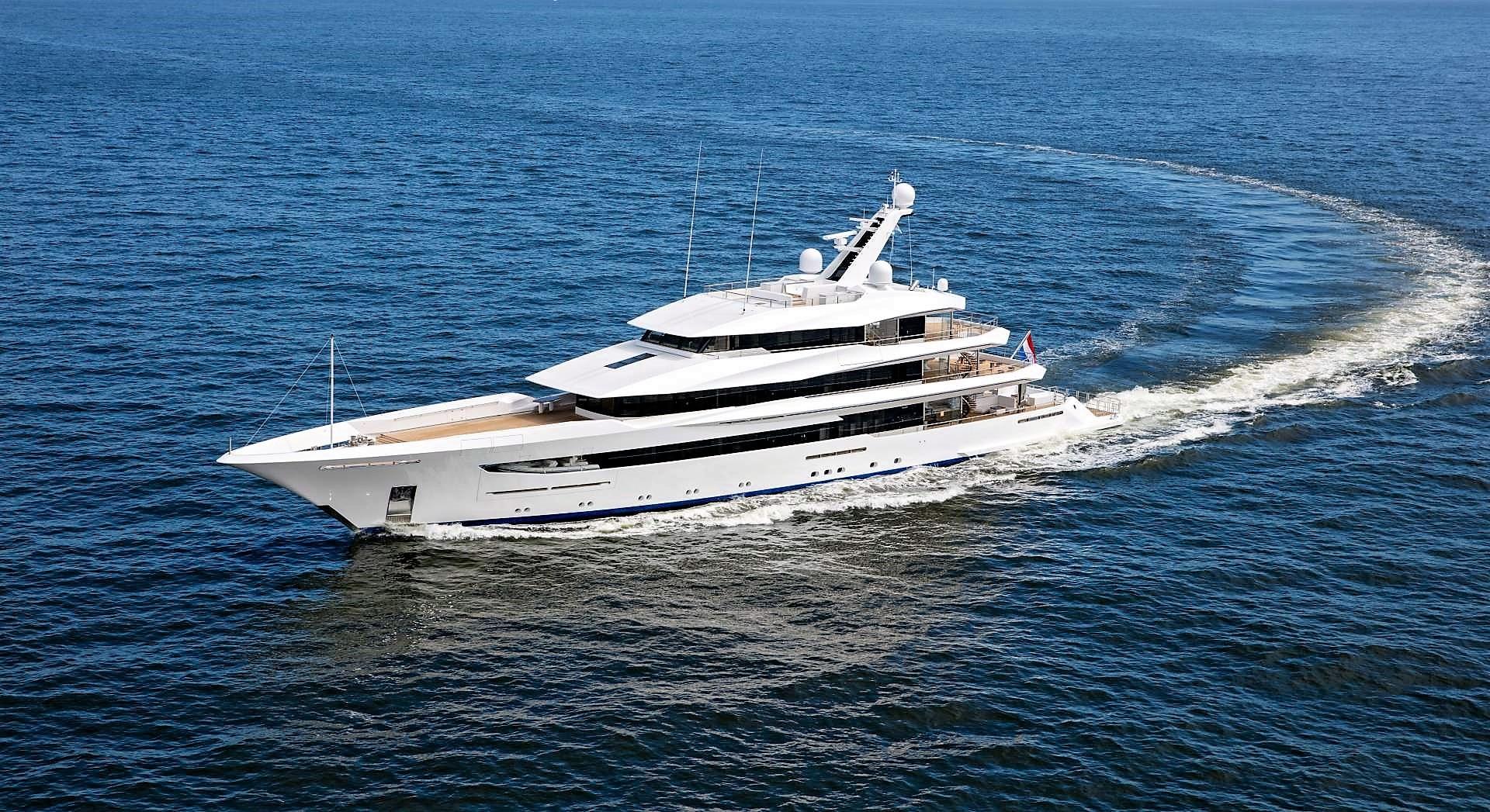 Superyacht Joy- image copyright Feadship