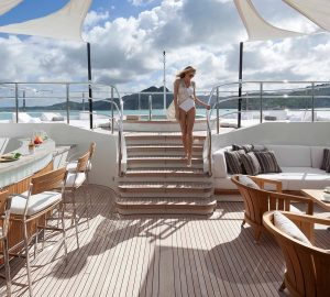 Top Caribbean Charter Yachts over 35m for Winter 2019​
