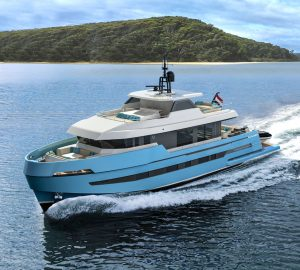 Lynx Yachts presents the new Adventure 29 explorer yacht