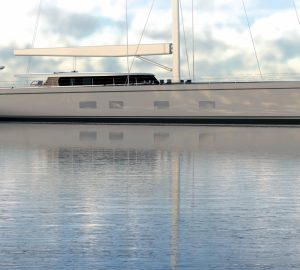 Construction update: Baltic 142 Custom sailing superyacht