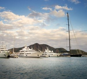 Christophe Harbour in St. Kitts to supply 106m-122m mega yacht berths