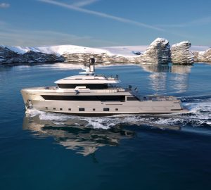 Expedition yacht Aurelia commences construction at Cantiere delle Marche shipyard