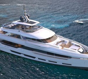 CCN commences construction of luxury yacht DOM123