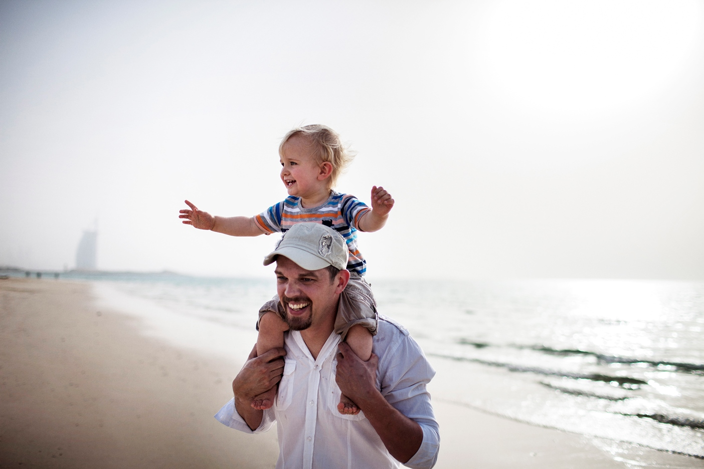 Dubai Beach - Photo credit visitdubai.com