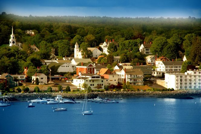 Enchanting Maine