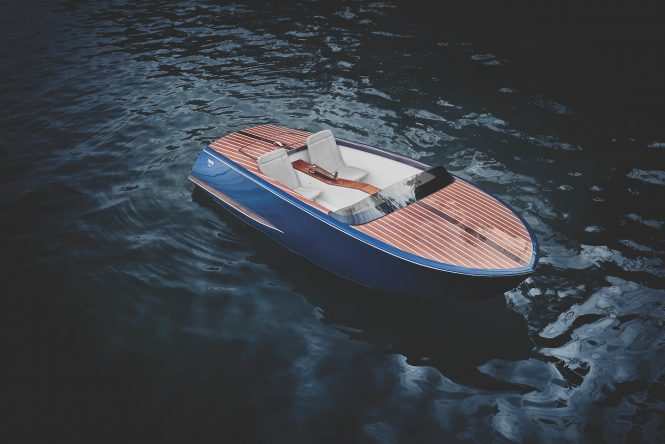 Exclusive pedal boat by Beau Lake - Photo credit Beau Lake