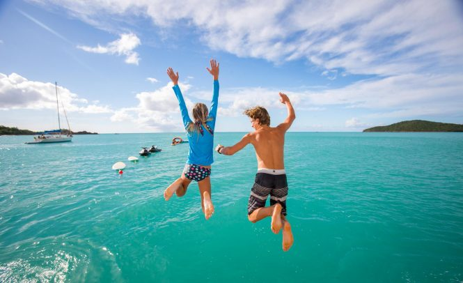 FAMILY FUN FOR ALL IN THE BEAUTIFUL BAHAMAS