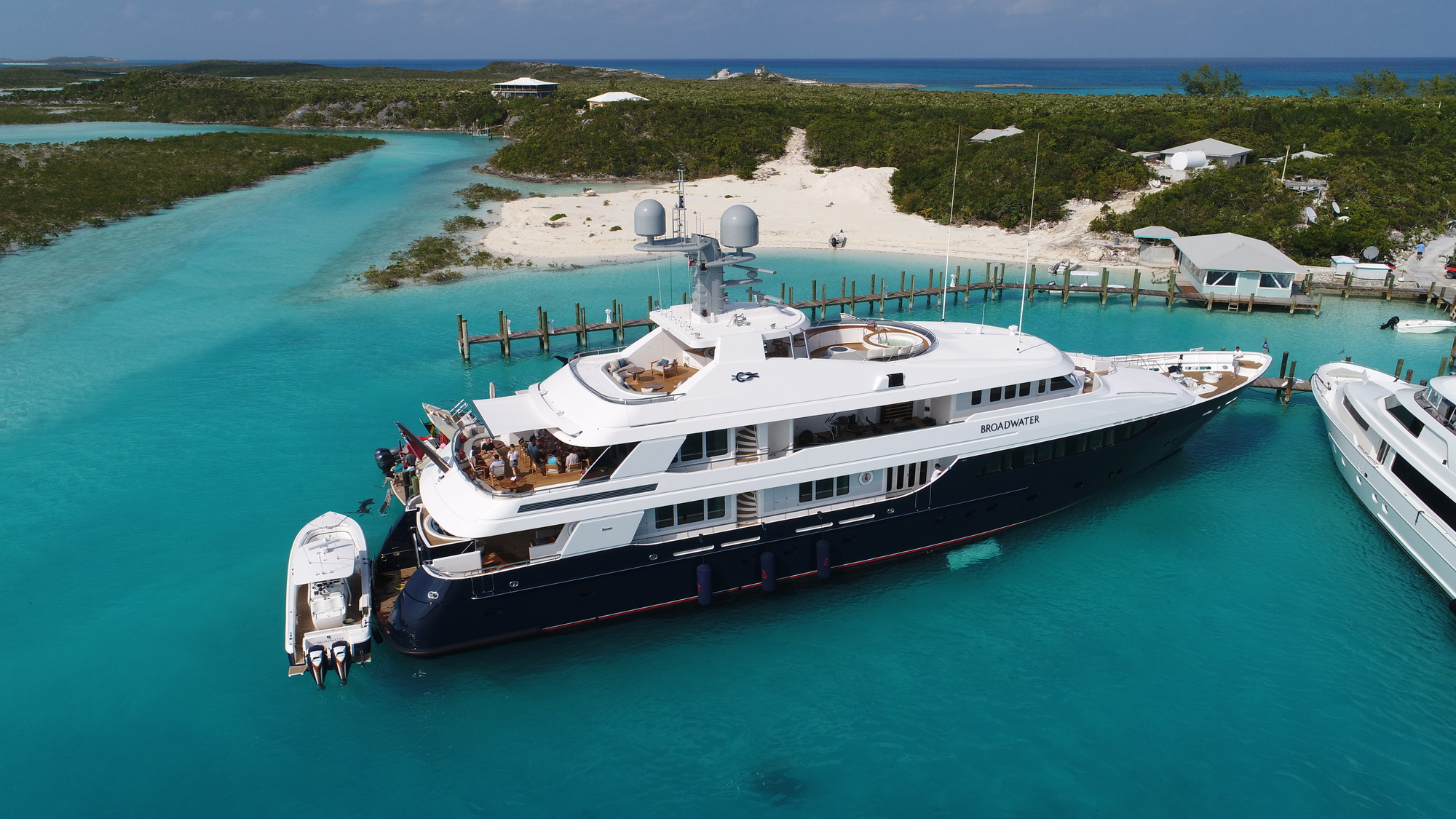 Feadship superyacht BROADWATER