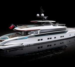 41m superyacht Gran Turismo Transatlantic 135 sold by Dynamiq