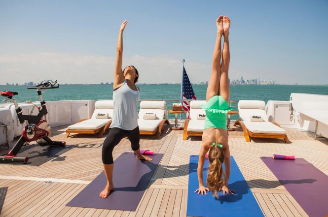 KEEP FIT EVEN ON YOUR HOLIDAY WITH ACTIVE RELAXATION AND EXERCISE