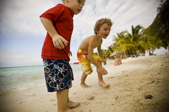 Kids Playing - Belize Tourism Board
