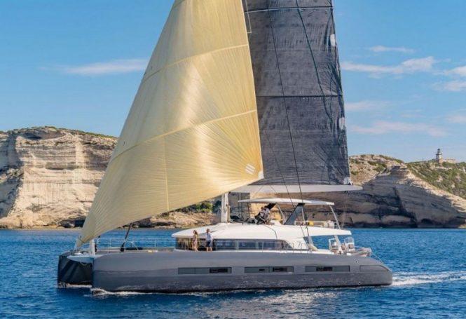 LAGOON 77 catamaran sailing yacht