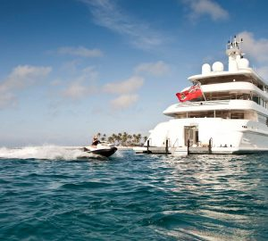 AMELS' 69m superyacht LADY E (ex Lady S) ready for South East Asia Yacht Charters