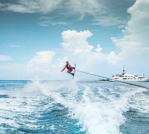 Exotic Tahiti Superyacht Charter aboard 61m Calypso