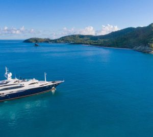 Caribbean and Bahamas Charter Holidays with 59m Motor Yacht ANDIAMO